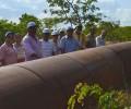 Obra hidroambiental em São Desidério
